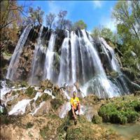 آبشار زردلیمه