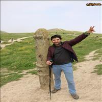 خالد نبی و ترکمن صحرا