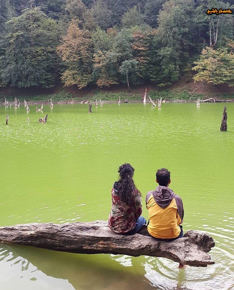 دریاچه چورت همسفر باشیم