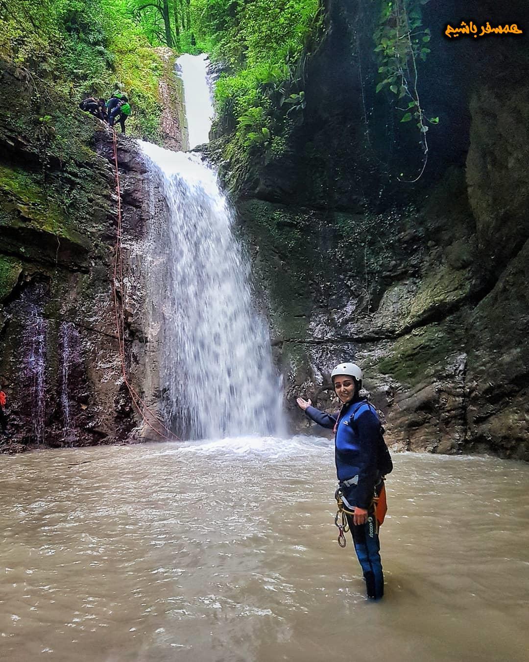 آبشار دارنو  همسفر باشیم