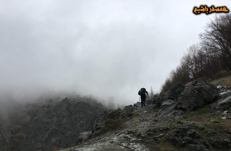 قله کلکچال همسفر باشیم