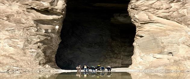معدن نمک و غار نمکی گرمسار