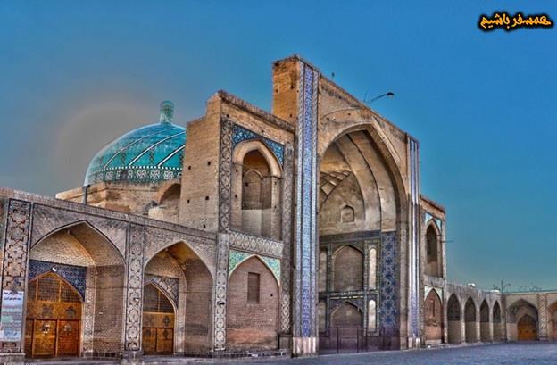 عکس مسجد جامع عتیق