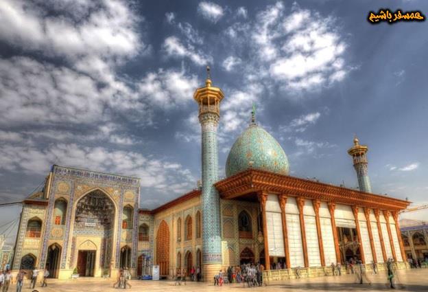 عکس مسجد شاهچراغ