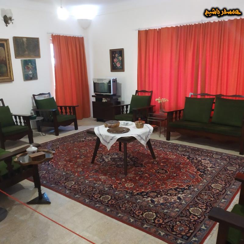 خانه سیمین و جلال آل احمد همسفر باشیم