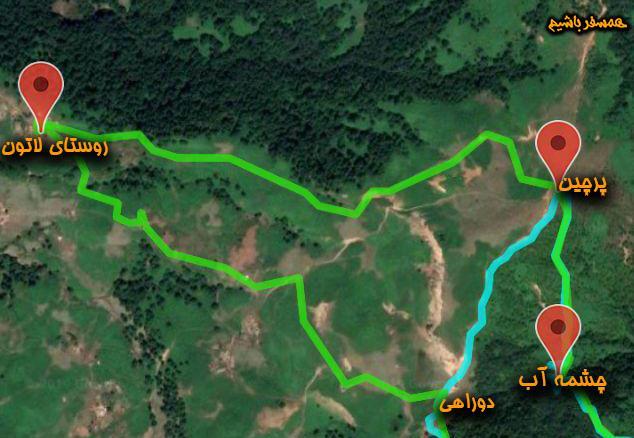 نقشه راه سوها به لاتون همسفر باشیم
