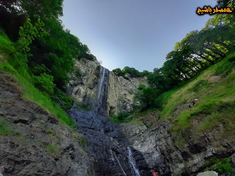 آبشار لاتون همسفر باشیم