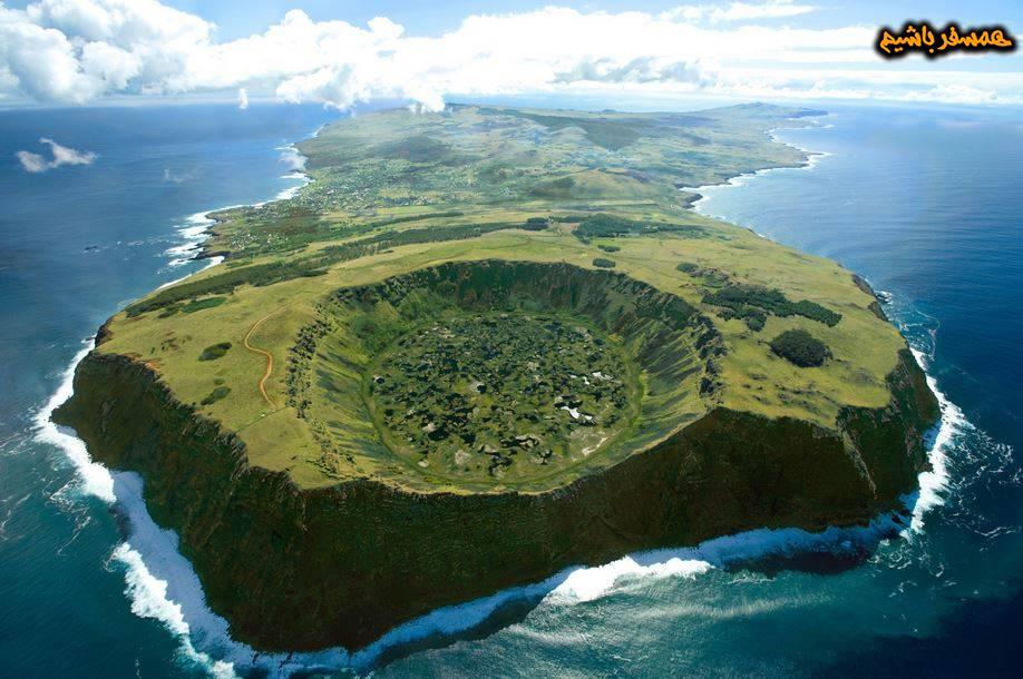 جزیره ایستر همسفر باشیم